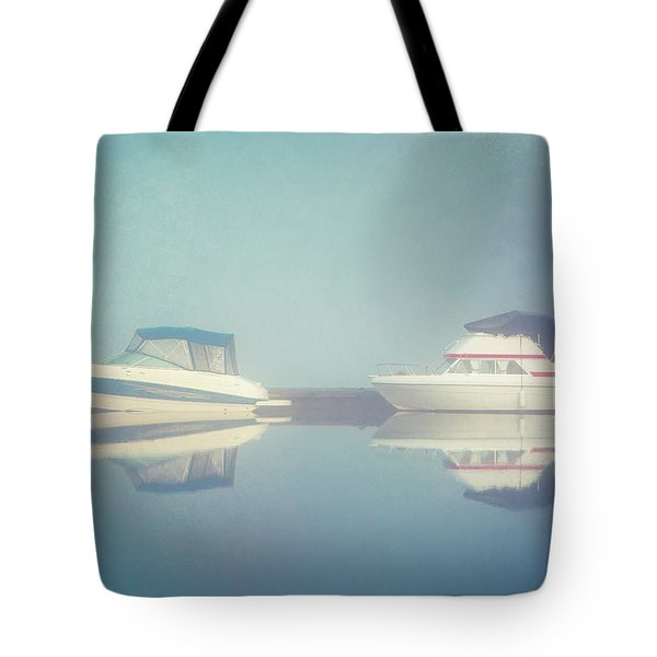 Tote Bag featuring the photograph Quiet Morning by Ari Salmela