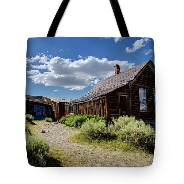 Quiet Neighborhood Tote Bag