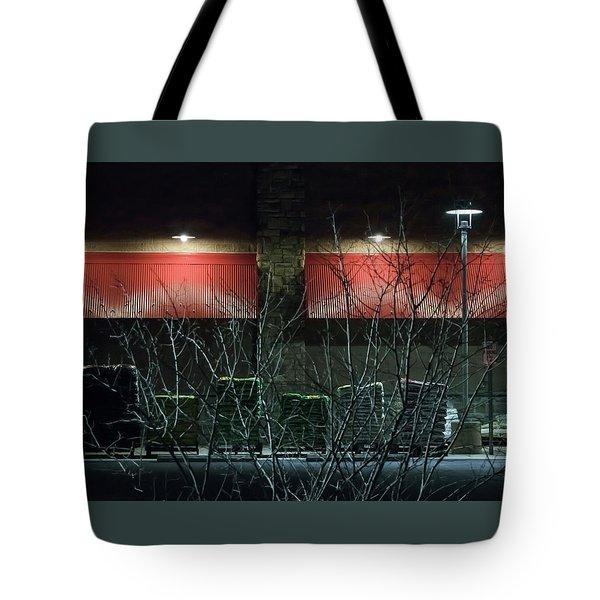 Quiet Night - Tote Bag