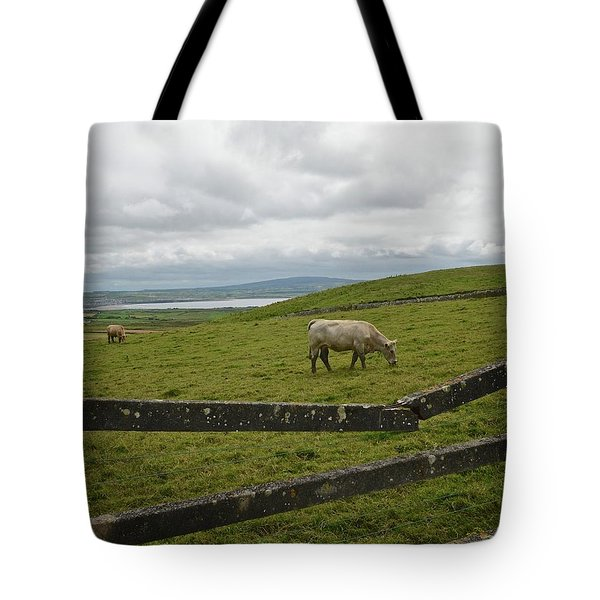 Quiet Pasture Tote Bag