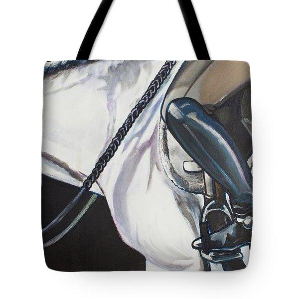 Quiet Ride Tote Bag