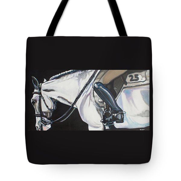 Quiet Ride Tote Bag