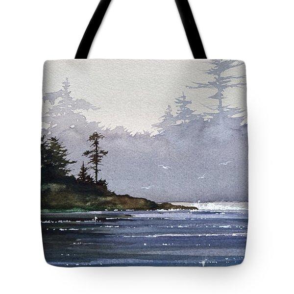 Quiet Shore Tote Bag