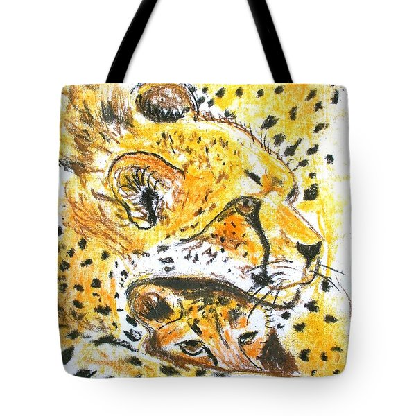 Quiet Spot Tote Bag