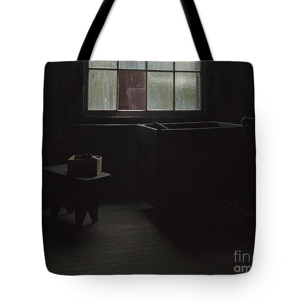 Tote Bag featuring the photograph Soft Window Light by ELDavis Photography