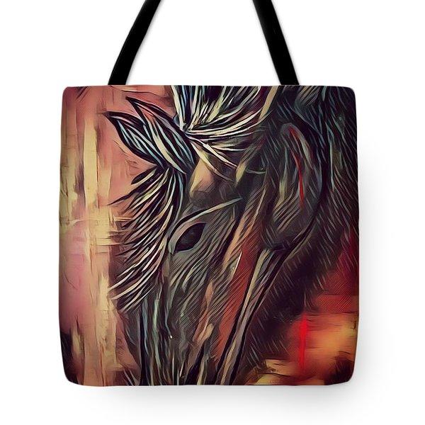 Quiet Strength Tote Bag
