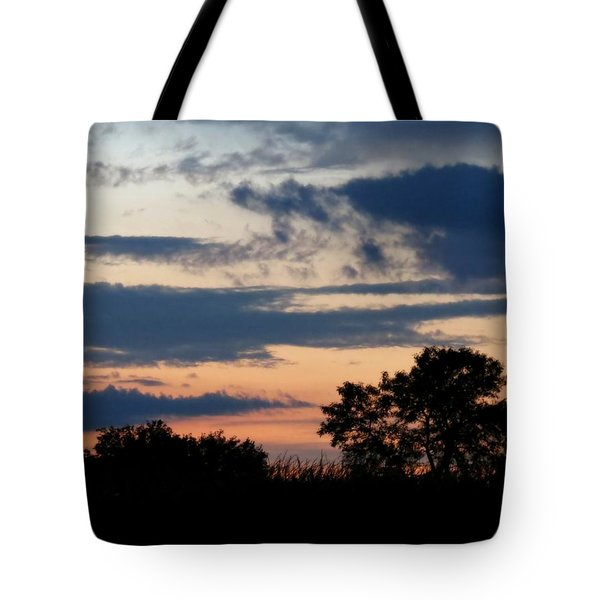 Quiet Thoughts Tote Bag by Kyle West