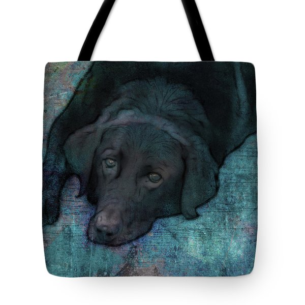 Tote Bag featuring the photograph Quiet Time by Ann Powell
