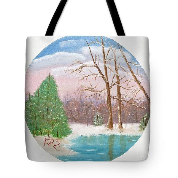 Quietude Tote Bag
