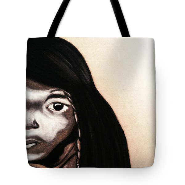 Quilcene.1912.northwest Tribes Tote Bag
