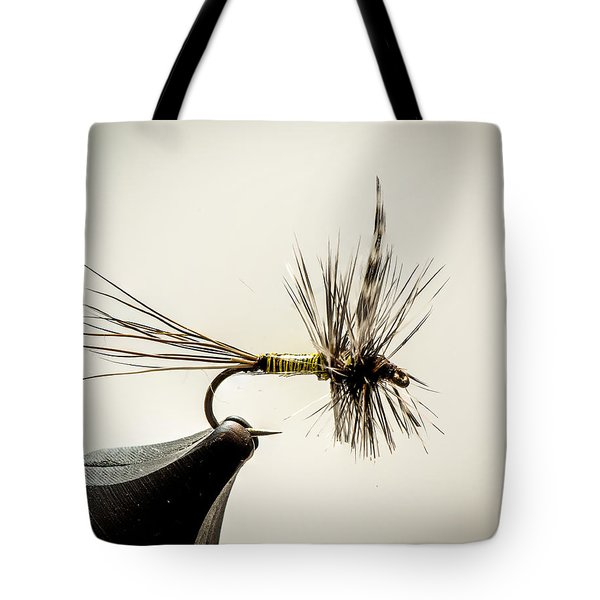 Quill Body Mayfly Tote Bag