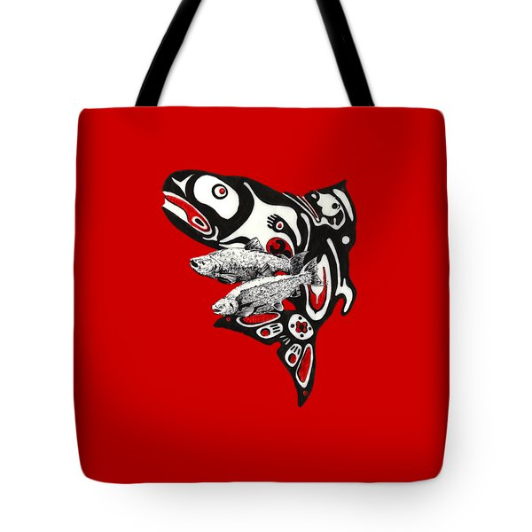 Quin'nat Tote Bag by Julio Lopez