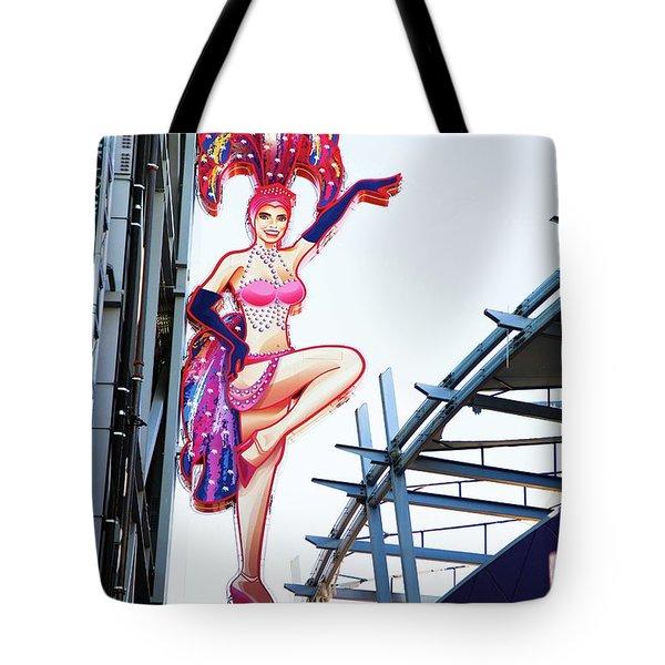 Quintessential Vegas Tote Bag