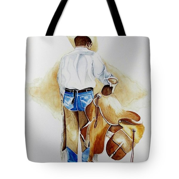 Quittin Time Tote Bag by Jimmy Smith