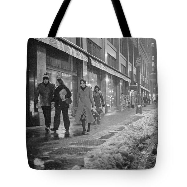 Quitting Time For Daytons Staff Tote Bag
