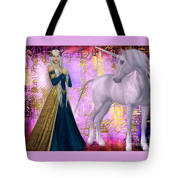 Quod Magicae Spectro Tote Bag