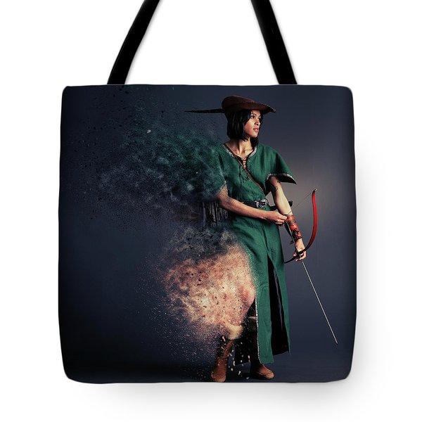 R O B Y N - H U D Tote Bag
