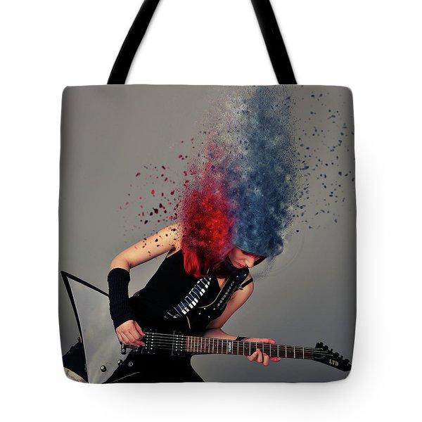 R O C K - O N Tote Bag