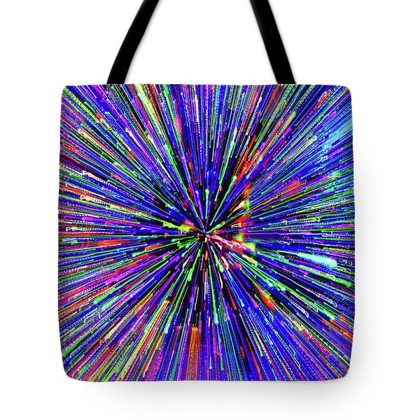 Tote Bag featuring the photograph Rabbit Hole by Tony Beck