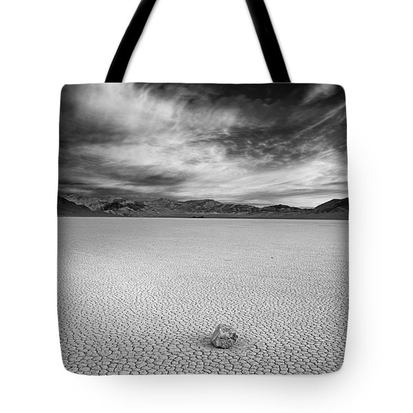 Race Track Valley Tote Bag