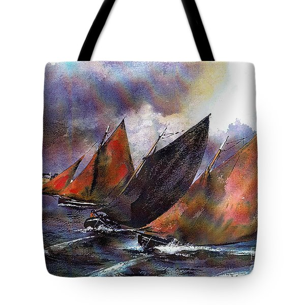 Racing Hookers Off Aran Tote Bag
