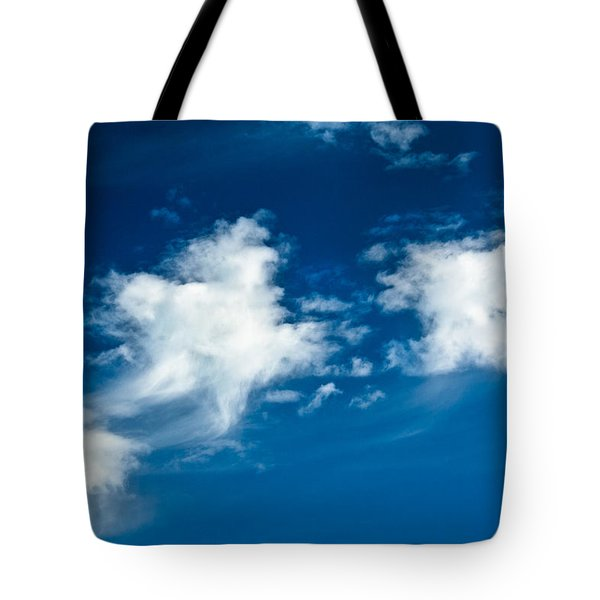 Racing Star Tote Bag by Christopher Holmes