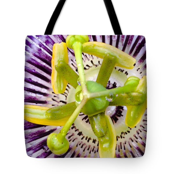 Radial Arms  Tote Bag by Christopher Holmes