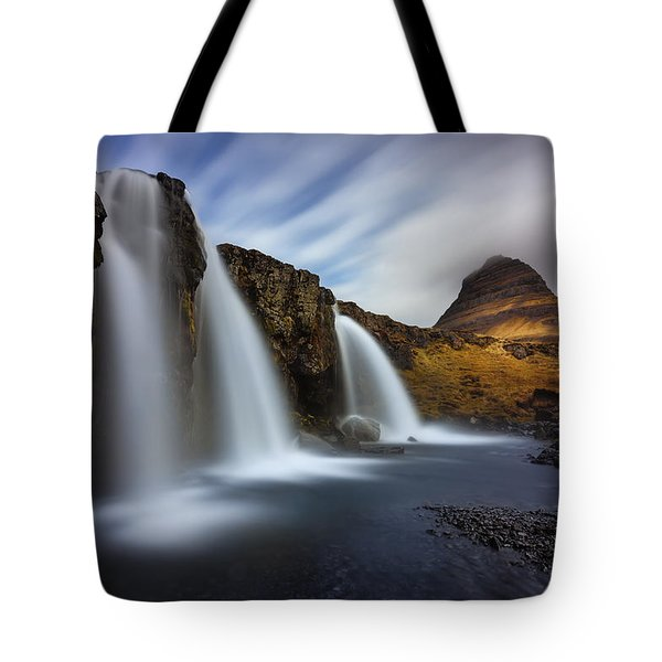 Radiance Tote Bag by Dominique Dubied