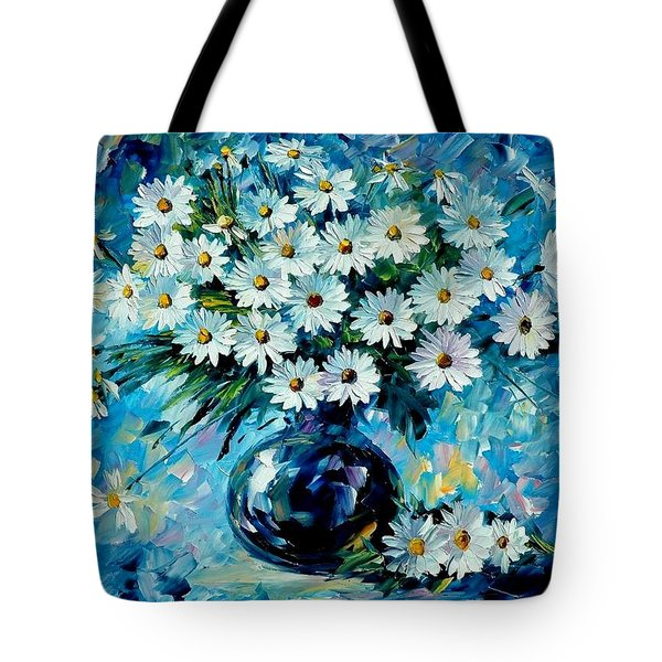 Radiance Tote Bag by Leonid Afremov