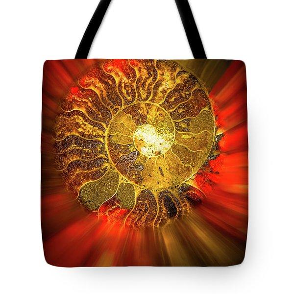 Radiance Tote Bag by Mark Dunton