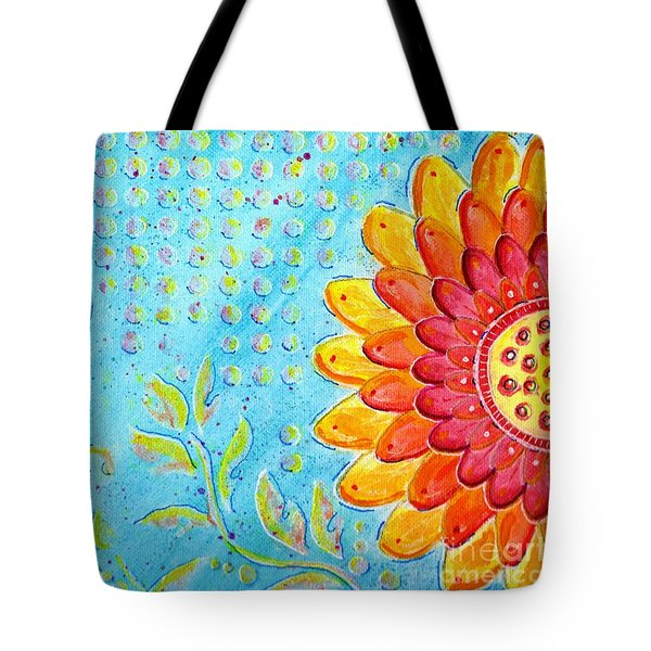Radiance Of Christina Tote Bag by Desiree Paquette