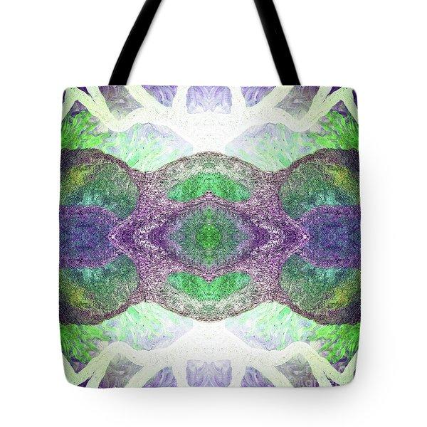 Radiance  Tote Bag by Rachel Hannah