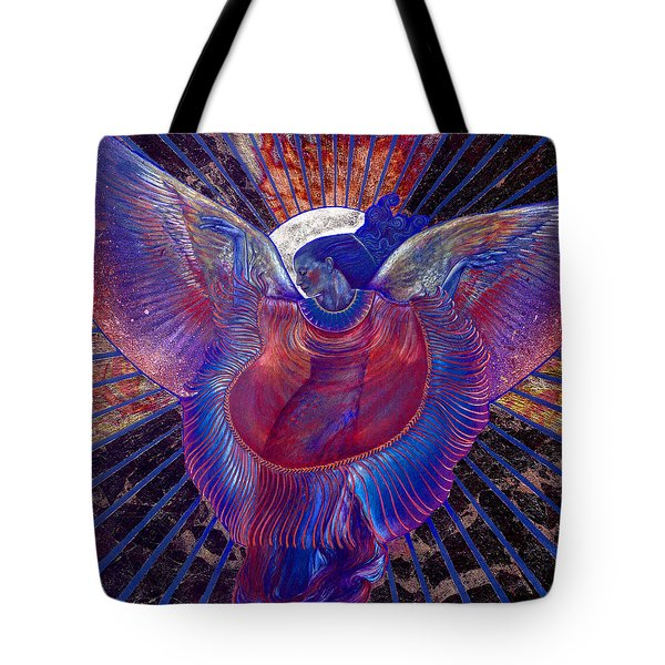 Radiance Tote Bag by Ragen Mendenhall