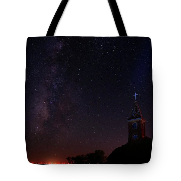 Tote Bag featuring the photograph Radiant Light by Jonathan Davison