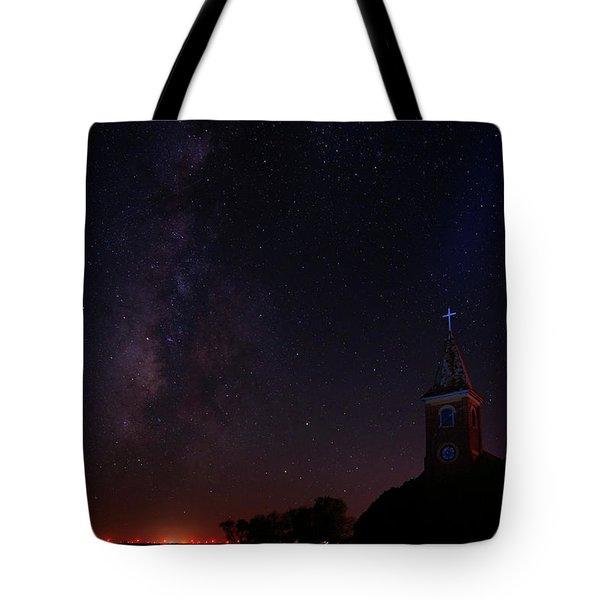 Radiant Light Tote Bag by Jonathan Davison