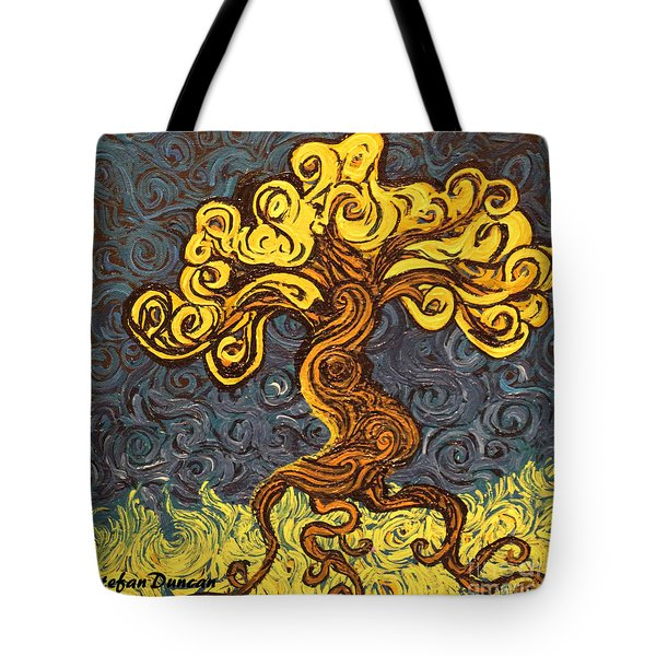 Radiant Within Tote Bag