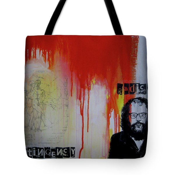 Radical Contingency Tote Bag