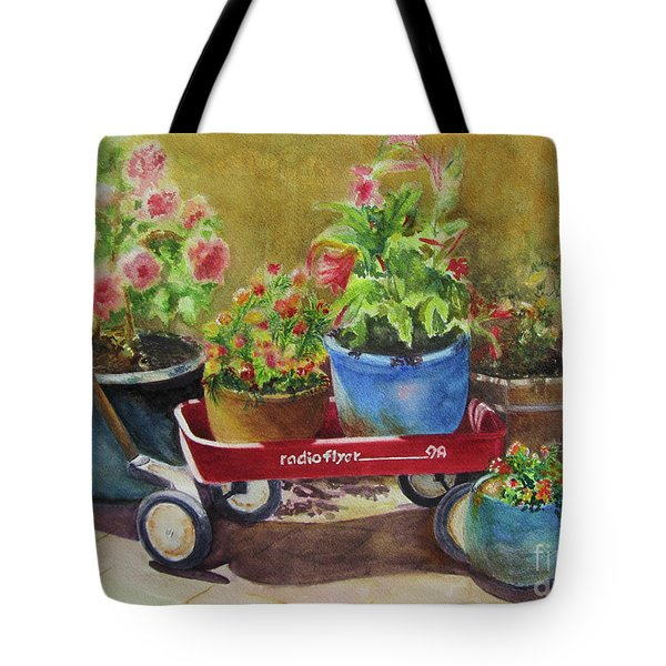 Radio Flyer Tote Bag