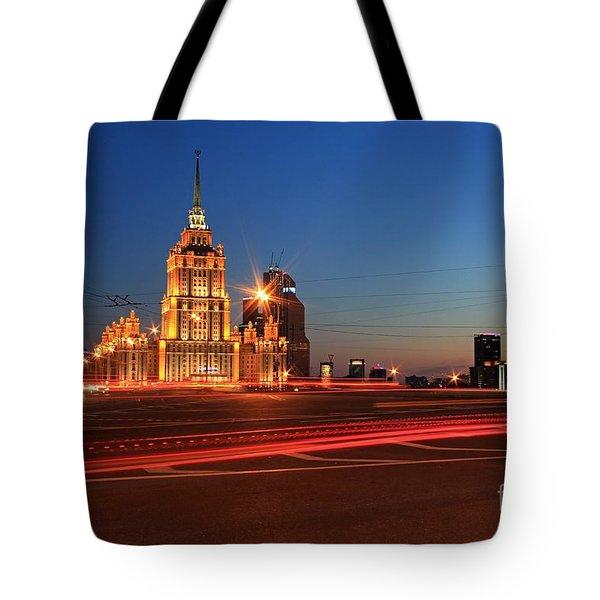 Radisson Tote Bag