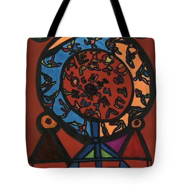 Raetsel Tote Bag