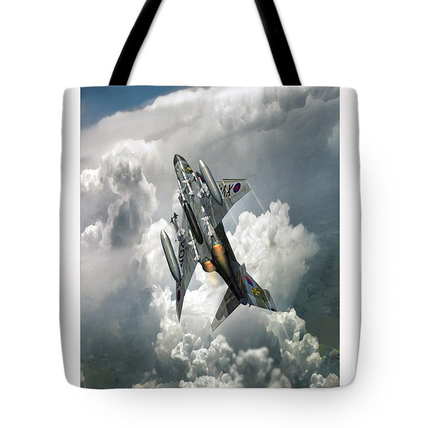 Raf Fighter Command Tote Bag