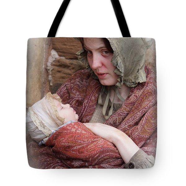 Ragged Victorians 3 Tote Bag