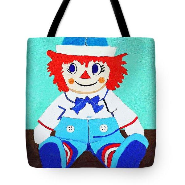 Raggy Andy II Tote Bag