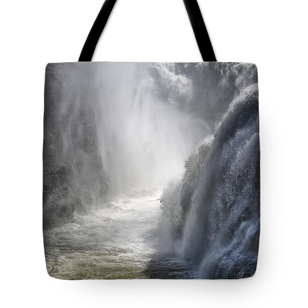 Raging Beauty Tote Bag