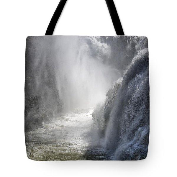Raging Beauty Tote Bag
