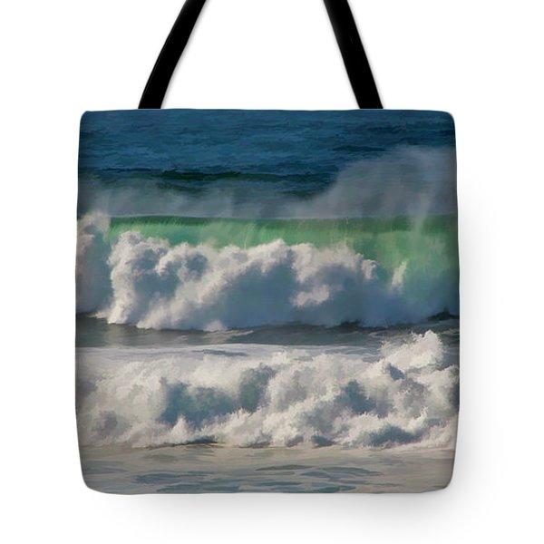 Raging Waters Tote Bag