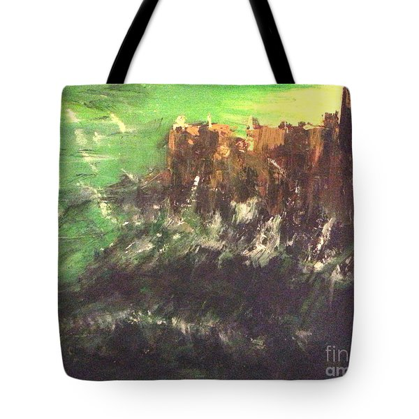 Raging Waters Tote Bag