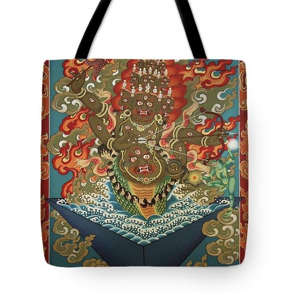 Rahula Tote Bag