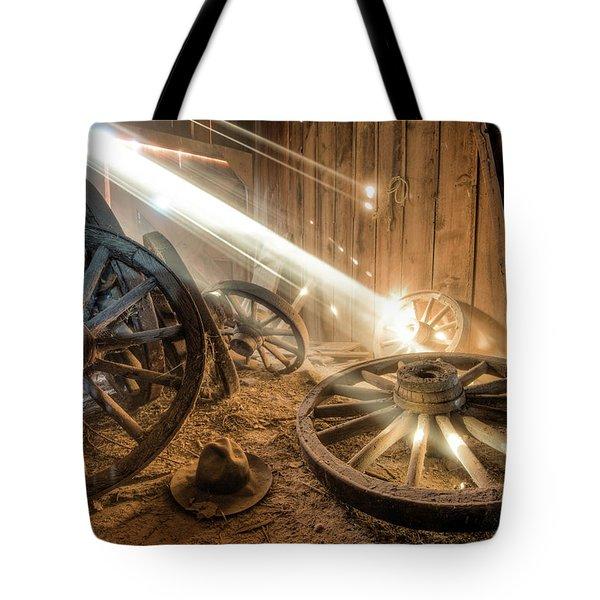 Raiders... Tote Bag