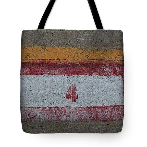 Railroad Art Tote Bag